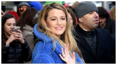 Blake Lively Talks Life With Three