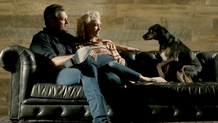 Watch Blake Shelton & Gwen Stefani's
