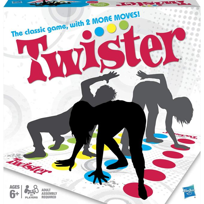 Best Board Games for Families Twister