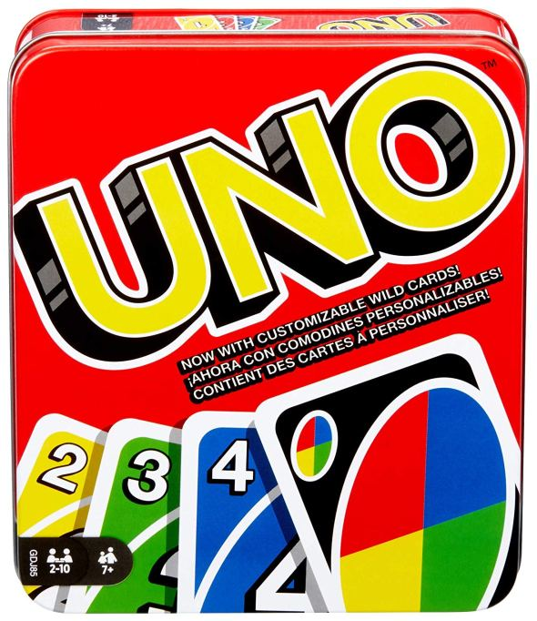 Best Board Games for Families Uno