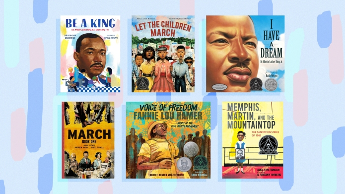 MLK day books