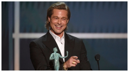 Brad Pitt Admits to Telling a