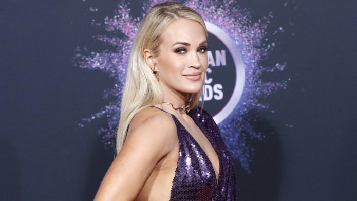 Carrie Underwood Celebrates Son Jacob's 1st
