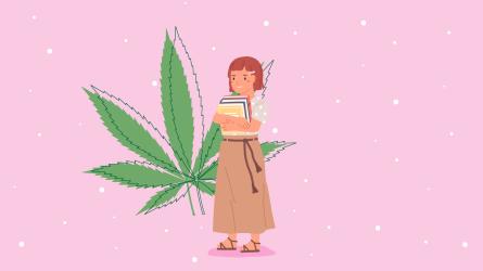 Marijuana child CBD