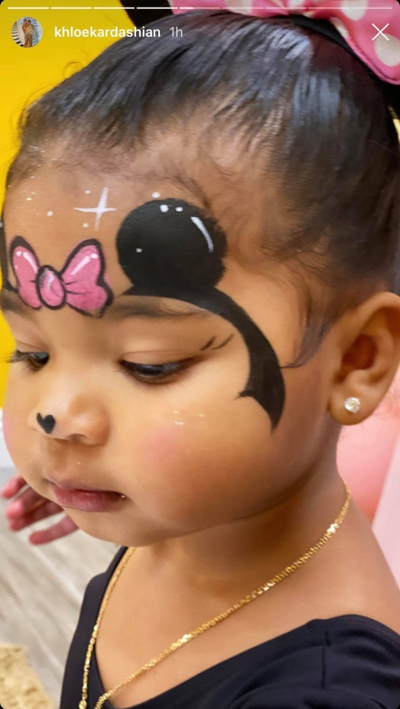 Chicago West's Minnie Mouse-Themed 2nd Birthday Party Was Pure Magic.