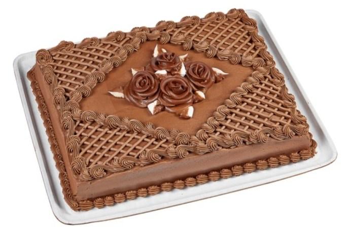 Sheet Cake.