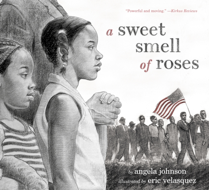 The Best Books to Read With Your Kids in Honor of MLK Day: A Sweet Smell of Roses