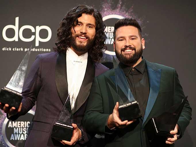 Grammy Nominees Names Dan and Shay