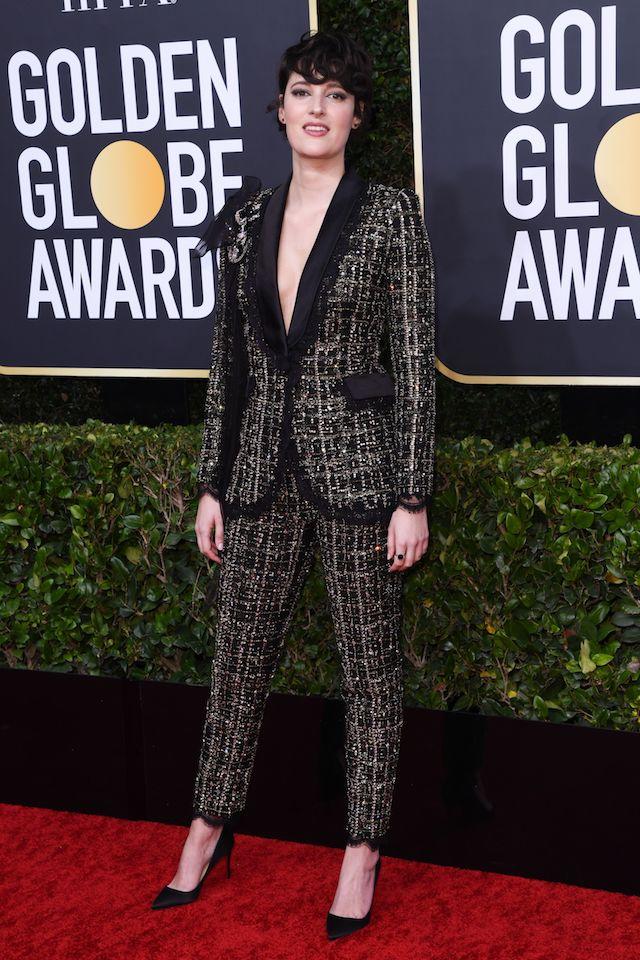 Phoebe Waller-Bridge 2020 Golden Globes