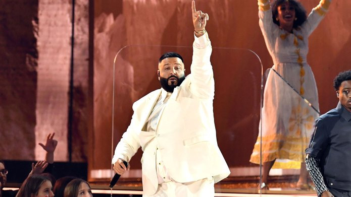 DJ Khaled Reveals New Baby's Name & It Means the World