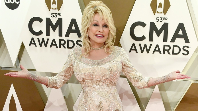 Dolly Parton Just Kicked Off a