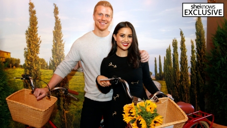 Catherine Guidici & Husband Sean Lowe