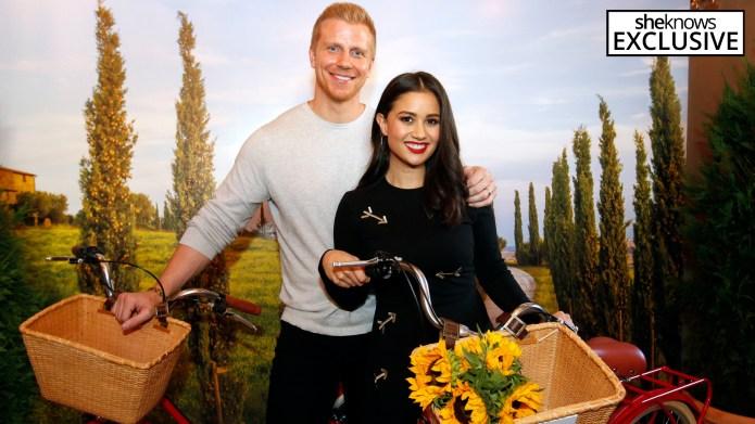 Catherine Guidici & Husband Sean Lowe