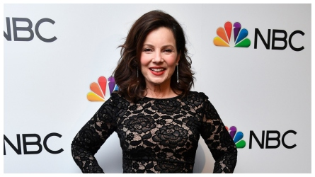 Fran Drescher Talks Being Single, Having