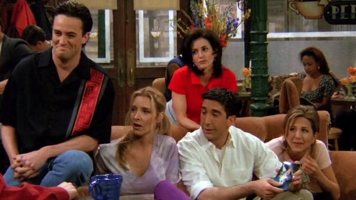 The One Where They Created a Totally Unnecessary Friends Product