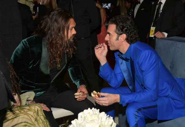 These After-Party Pics from the Golden Globes Are Giving Us Serious FOMO.