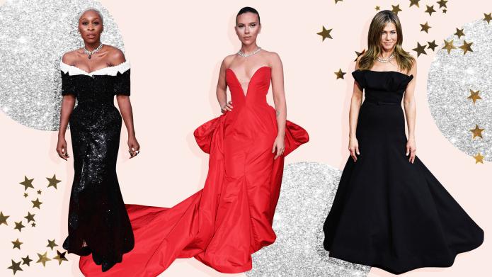 Cynthia Erivo, Scarlett Johansson, Jennifer Aniston