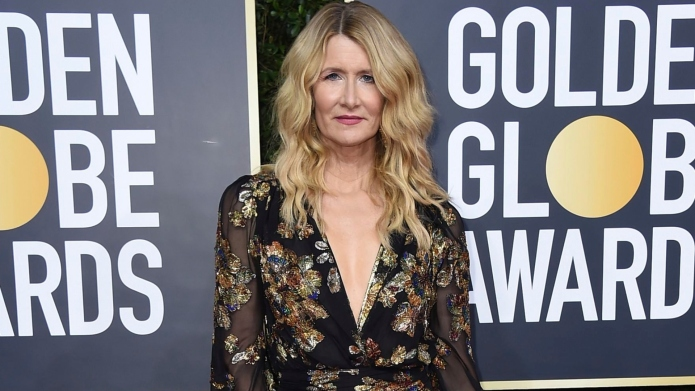Laura Dern PraisesMarriage Story at Golden