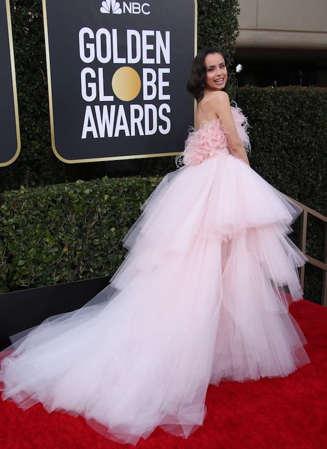 Sofia Carson 2020 Golden Globes