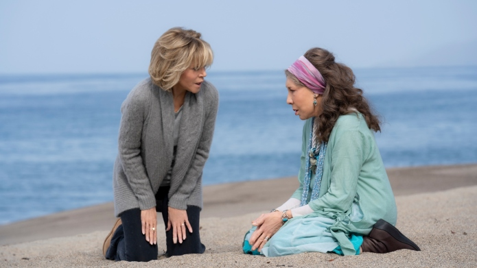 The First 'Grace and Frankie' Season