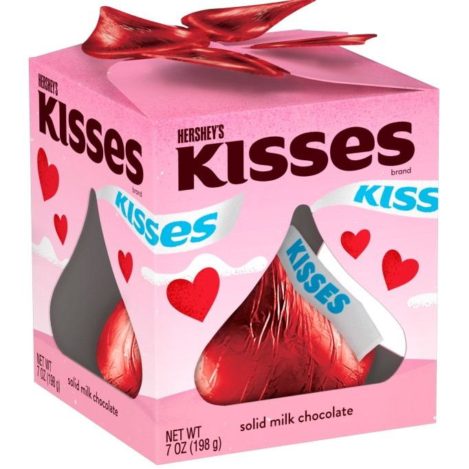 Best Valentine's Day Gifts for Kids Hershey's Kisses