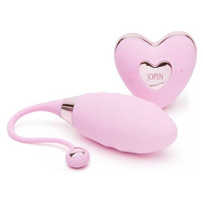 Valentine's Day Sex Toys | Amour Rechargeable Remote Control Love Egg Vibrator