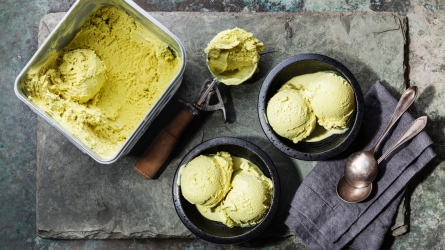 ice cream makers: homemade ice cream