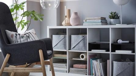 Ikea's Kallax Shelves Are Currently on