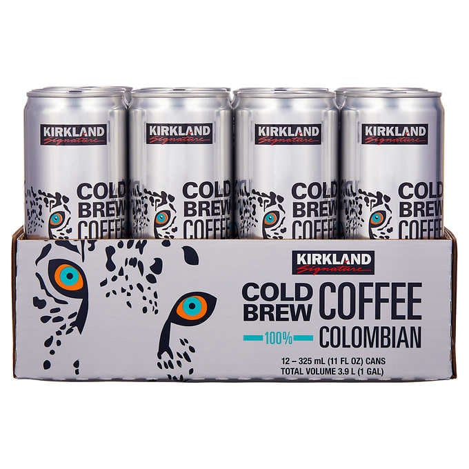 Colombian Cold Brew Coffee