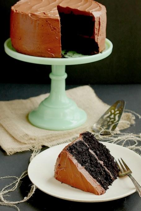 Beatty's Chocolate Cake.