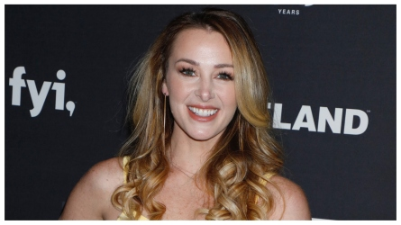 Jamie Otis Shows Off Nude Baby