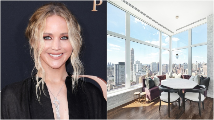 Jennifer Lawrence's New York Penthouse Is