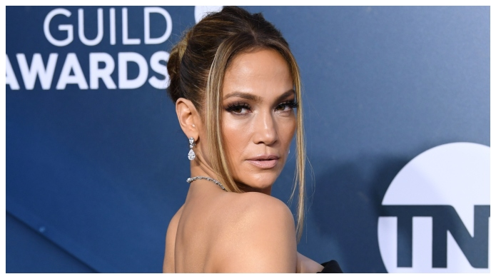 Jennifer Lopez Shares Behind-the-Scenes Clip From