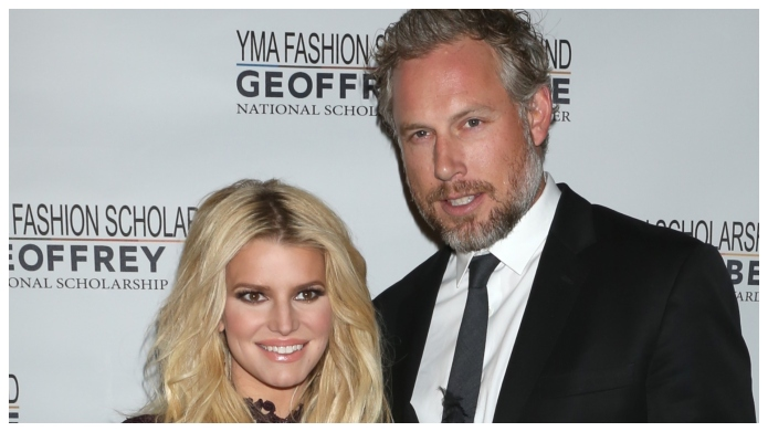 Jessica Simpson Gushes Over Husband Eric