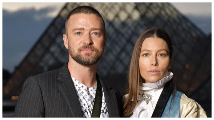 Justin Timberlake & Jessica Biel Spotted