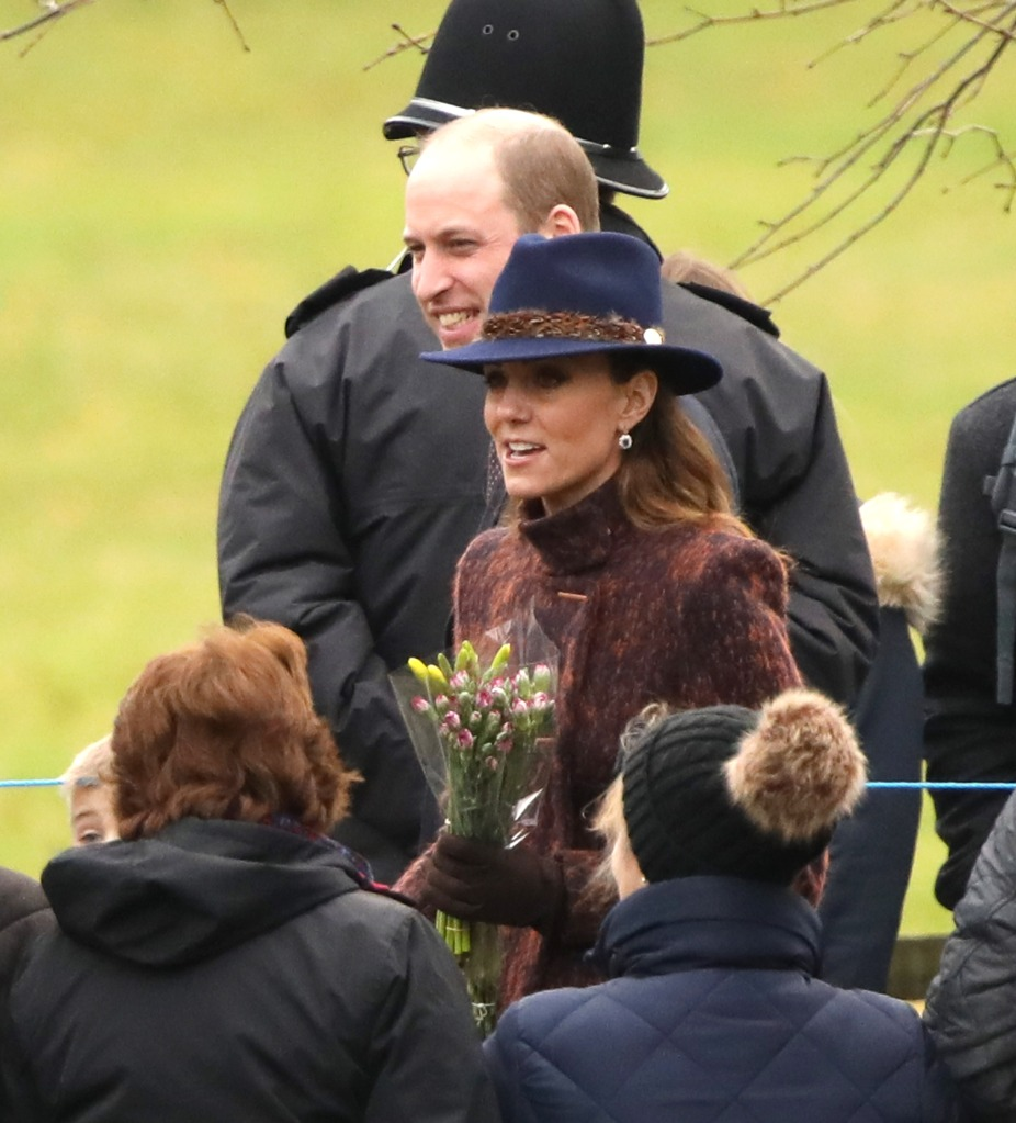 Kate Middleton Gets Her Birthday Week Underway: a Weekend With Friends, Church & That Fabulous Fedora.