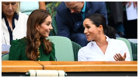 Inside Kate Middleton & Meghan Markle's