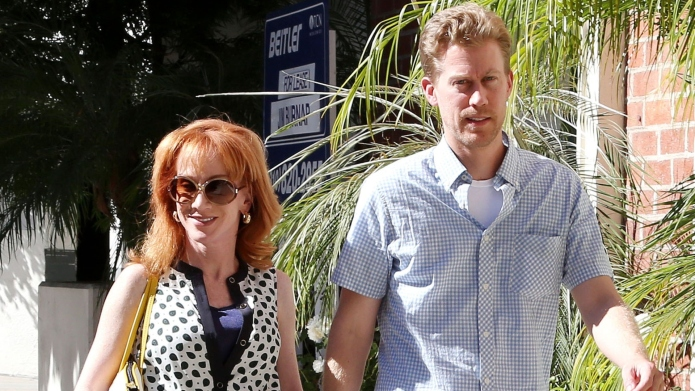 Kathy Griffin Marries Longtime Boyfriend Randy