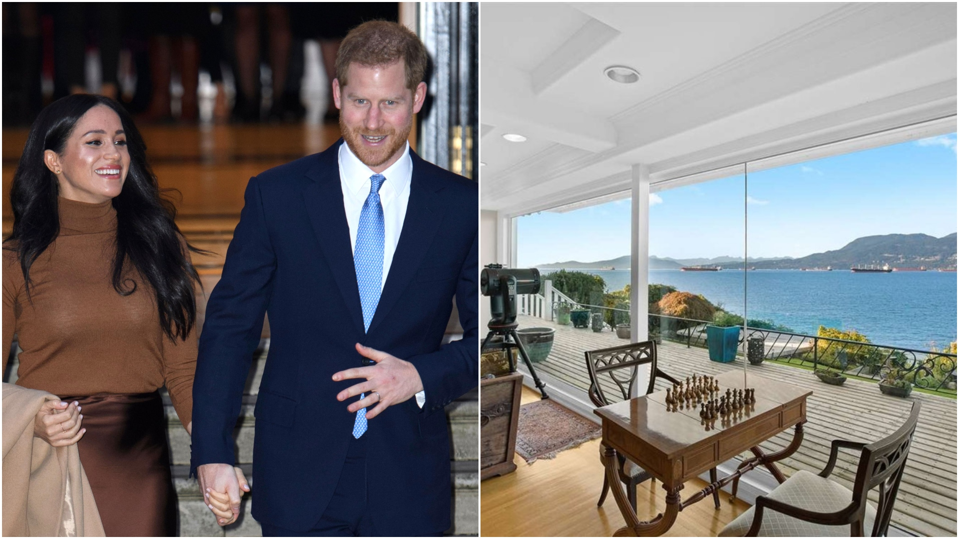 did meghan markle prince harry buy a new home in canada what we know sheknows did meghan markle prince harry buy a