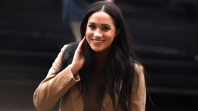 Meghan Markle Visiting This Animal Shelter