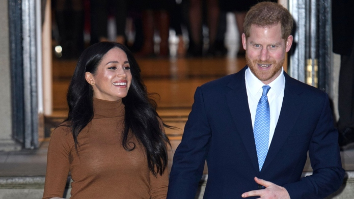Meghan Markle & Prince Harry Are
