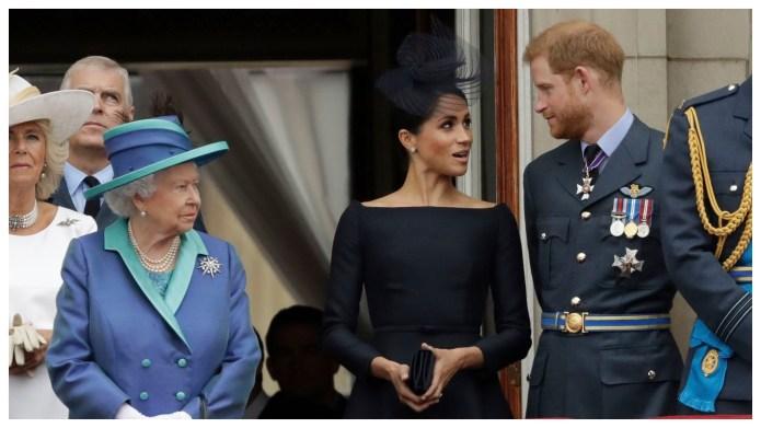 Prince Harry & Meghan Markle to