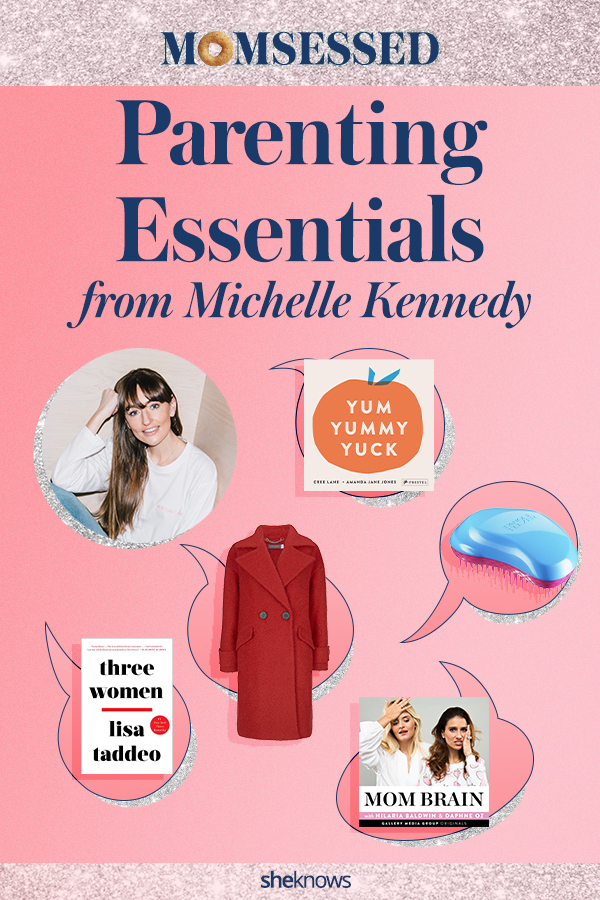 Michelle Kennedy Parenting Recommendations