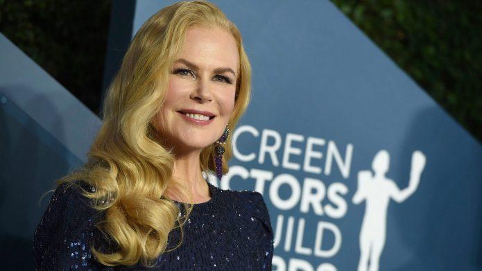 These Throwback Photos of Nicole Kidman