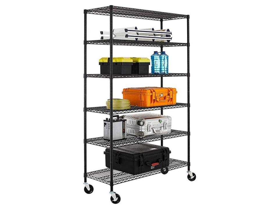 NSF Shelving Unit