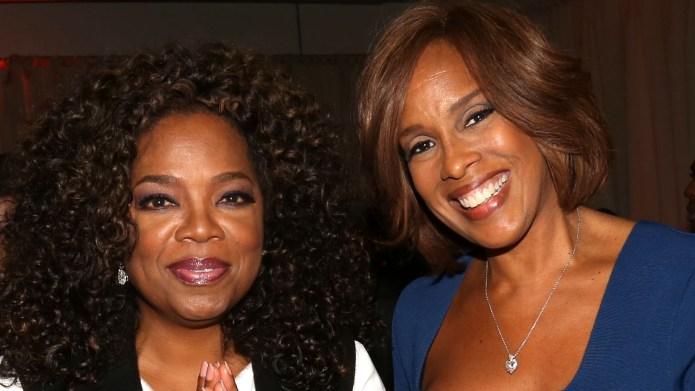BFF's Oprah Winfrey & Gayle King