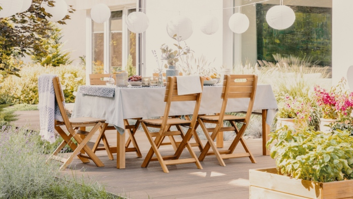 The 5 Best Dining Sets for Outdoor Living