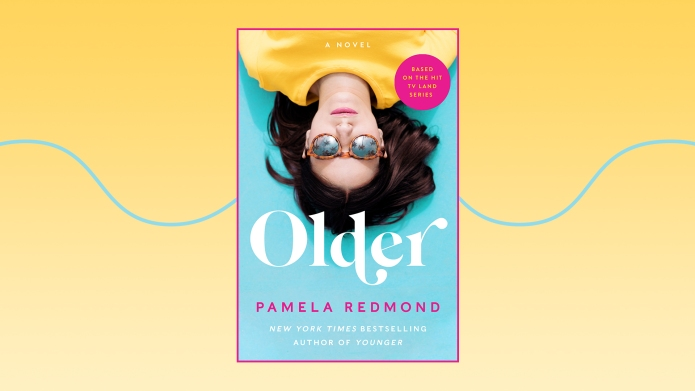 'Older' Book Cover
