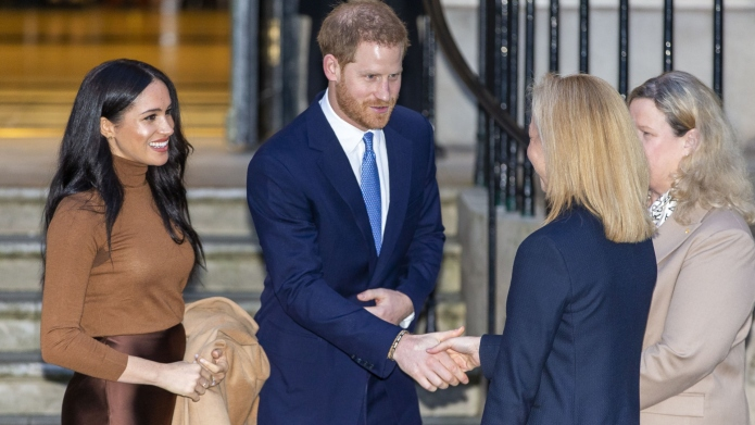 Prince Harry & Meghan Markle Answer