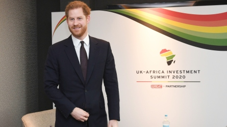 Watch Prince Harry Break Silence Over